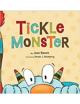 Tickle Monster by Josie Bissett