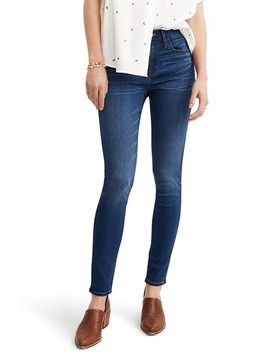 Roadtripper High Waist Skinny Jeans by Madewell