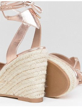 Asos Juiciest Espadrille Wedges by Asos Collection
