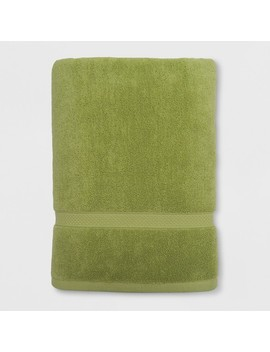 Perfectly Soft Solid Bath Towel by Target