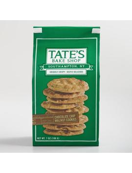 Tate's Chocolate Chip Walnut Cookies by World Market