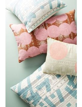 Cardine Pillow by Anthropologie