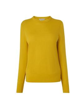 Ceries Yellow Sweater by L.K.Bennett