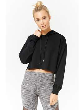 Active Hooded Knit Top by Forever 21