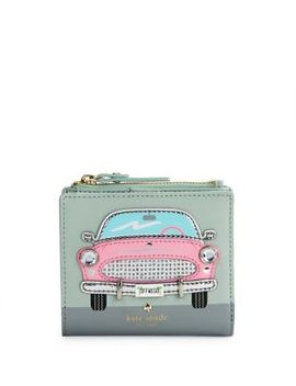 Cadillac Adalyn Leather Bi Fold Wallet by Kate Spade New York