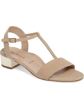 Esme T Strap Sandal by Ron White