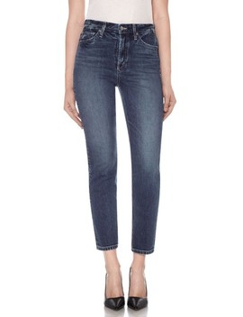 Smith High Waist Ankle Slim Boyfriend Jeans by Joe's