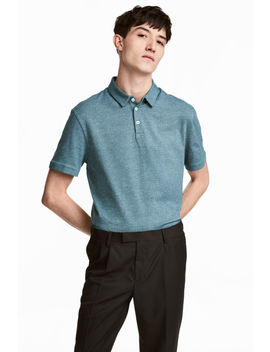 Poloshirt Slim Fit by H&M