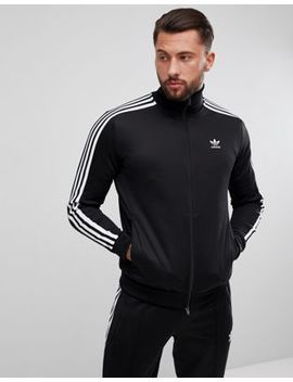 Adidas Originals Adicolor Beckenbauer Track Jacket In Black Cw1250 by Adidas Originals
