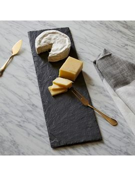 Slate Cheese Board by West Elm