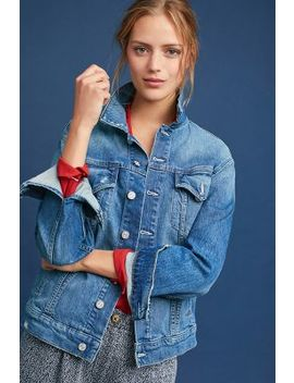 mother-the-drifter-denim-jacket by mother