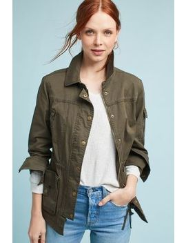 Morrison Twill Anorak by Marrakech