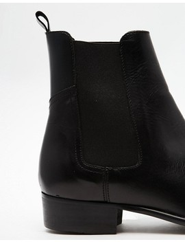 Hudson London Watts Leather Chelsea Boots by H By Hudson