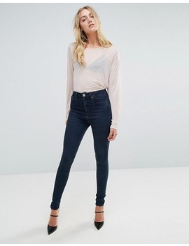 Asos Tall – Sculpt Me – Jeans In Grace Waschung by Asos Tall