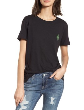 Neon Cactus Loose Fit Tee by Sub Urban Riot