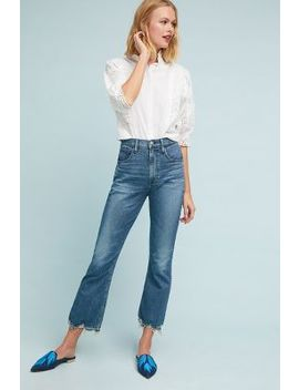 3x1 Nyc W5 Empire High Rise Cropped Flare Jeans by 3x1 Nyc