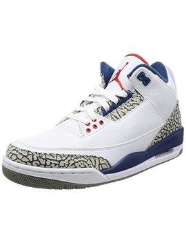 Nike Air Jordan 3 Retro Og Mens Hi Top Basketball Trainers 854262 Sneakers Shoes by Jordan