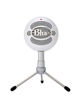 Blue Snowball I Ce Usb Microphone   White by Blue Microphones