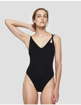 Jamie One Piece In Black by Need Supply Co.