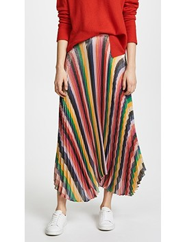 Katz Midi Skirt by Alice + Olivia