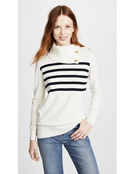 Sandra Cashmere Sweater by Tory Burch