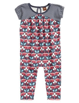 Kaleidoscope Romper by Tea Collection