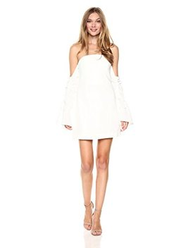 C/Meo Collective Women's Right Kind Of Madness Off The Shoulder Dress by C/Meo Collective