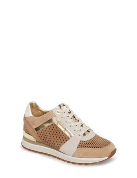 Billie Perforated Sneaker by Michael Michael Kors