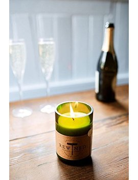 Champagne Candle by Rewined