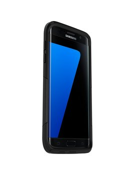 Otter Box Commuter Series Case For Samsung Galaxy S7 Edge   Retail Packaging   Black by Otter Box