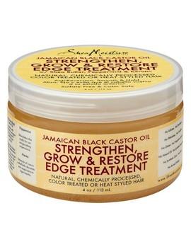 Shea Moisture® Jamaican Black Castor Oil Style & Smooth Edge Gel   4 Oz by Shea Moisture