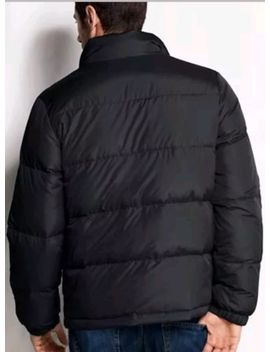 Land's End Lands End 3779958 600   Fill Down Jacket Medium Black by Lands' End
