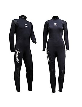 Seavenger 3mm Neoprene Full Wetsuit With Super Stretch Panels by Seavenger
