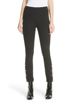 Simone Snap Ankle Pants by Rag & Bone