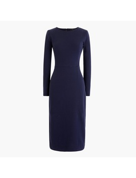 Petite Knit Sheath Dress by J.Crew