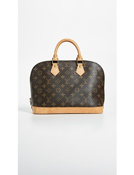 Louis Vuitton Monogram Alma Bag by What Goes Around Comes Around