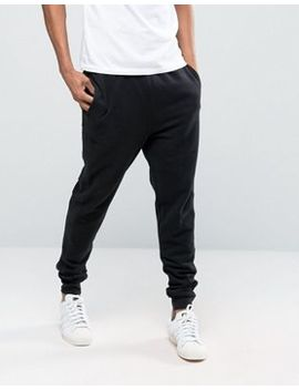River Island Relaxed Fit Joggers In Black by River Island