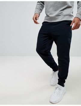 Asos Slim Fit Joggers In Navy by Asos