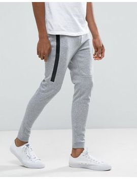 Only & Sons Jogger In Slim Fit With Tech Zip Details by Only & Sons