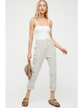 Rumors Textured Hareem Trouser by Free People