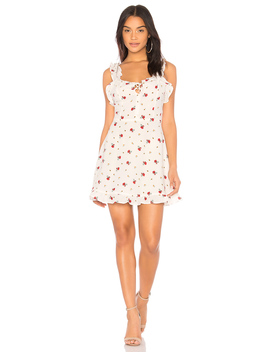Hamptons Mini Dress by Lioness
