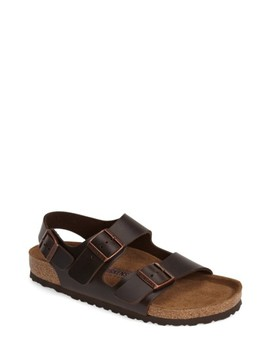 'milano' Soft Footbed Sandal by Birkenstock