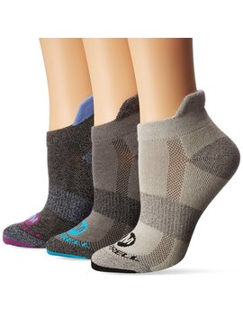 Merrell Women's Low Cut Tab 3 Pack Sock by Merrell
