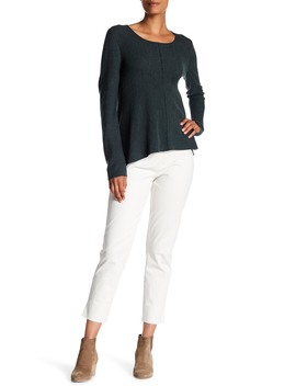 Slim Cropped Pants by Eileen Fisher