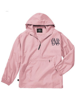 Monogrammed Youth Pullover, Monogrammed Youth Pullover Jacket, Monogrammed Youth Rain Pullover, Monogrammed Youth Windbreaker   C03 by Etsy
