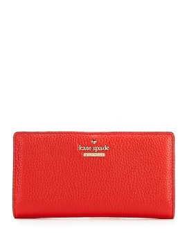 Jackson Street Collection Stacy Continental Wallet by Kate Spade New York