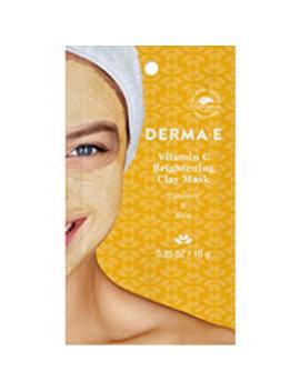 Vitamin C Brightening Mask by Derma E