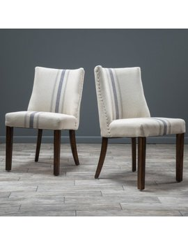 Best Selling Home Dolcetto Parsons Dining Chair   Set Of 2 by Best Selling Home