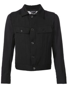Chest Pocket Jacket by Ann Demeulemeester