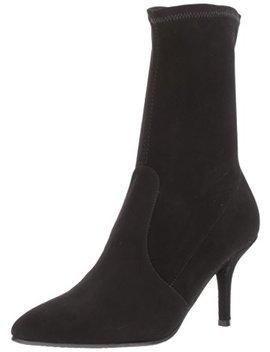 Stuart Weitzman Women's Cling Ankle Boot by Stuart Weitzman